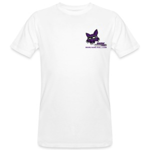 SnowFox - Männer Bio-T-Shirt