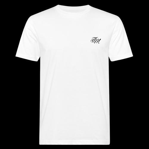 Tattoo Muscle Black - Men's Organic T-Shirt
