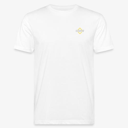 LuckystRaute Kopie - Männer Bio-T-Shirt