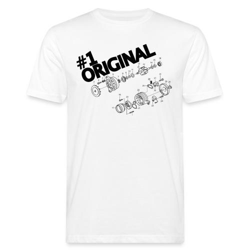 Alt A - Original Alternator - Men's Organic T-shirt