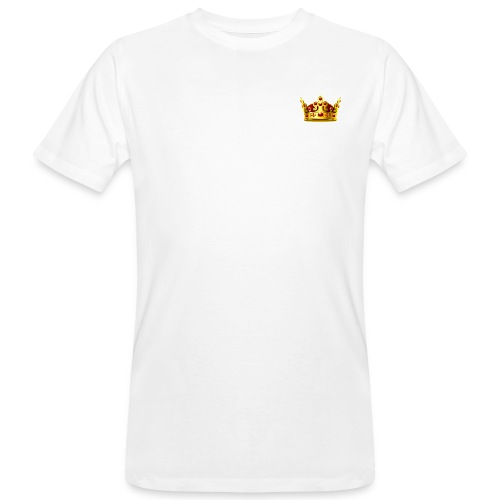 GoldCrown - Männer Bio-T-Shirt