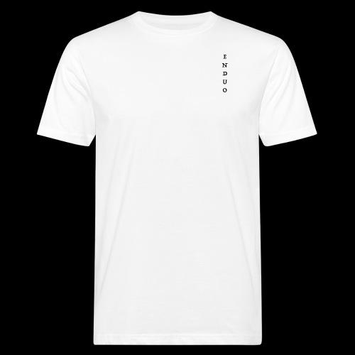 ENDUO black - T-shirt bio Homme