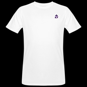 RF LOGO - Men's Organic T-shirt