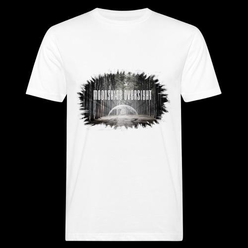 Forme déchiré - Moonshine Oversight - T-shirt bio Homme