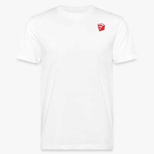 test - T-shirt bio Homme