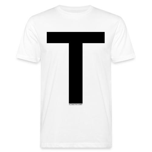 Attractive-Shirt - Männer Bio-T-Shirt