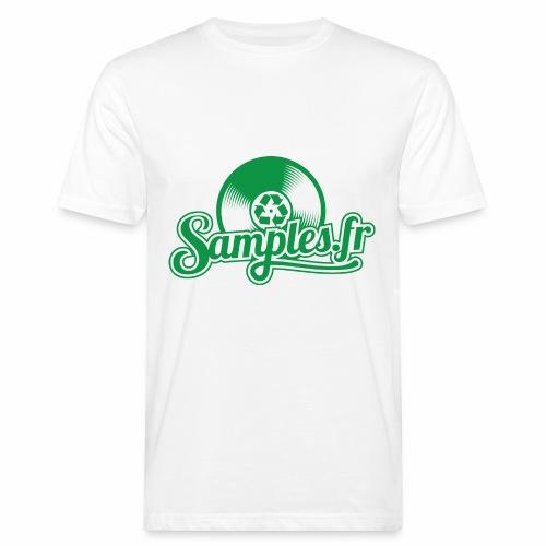 Samples.fr Vert - T-shirt bio Homme
