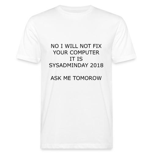 fixpc - Men's Organic T-Shirt