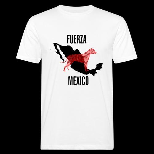 FUERZA MEXICO - Camiseta ecológica hombre