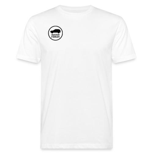 Liten Logo - Ekologisk T-shirt herr
