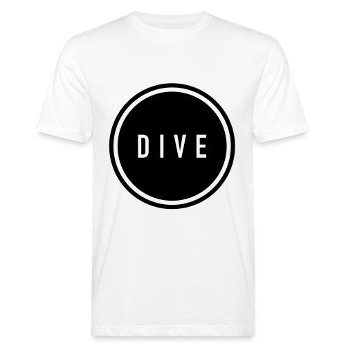 DIVE MNML - Männer Bio-T-Shirt