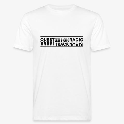 Logo Long noir - T-shirt bio Homme