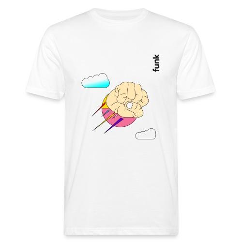 WTFunk - LIMITED EDITION - Fist - - Männer Bio-T-Shirt