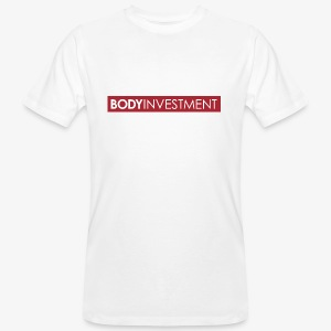 Bodyinvestment - Männer Bio-T-Shirt