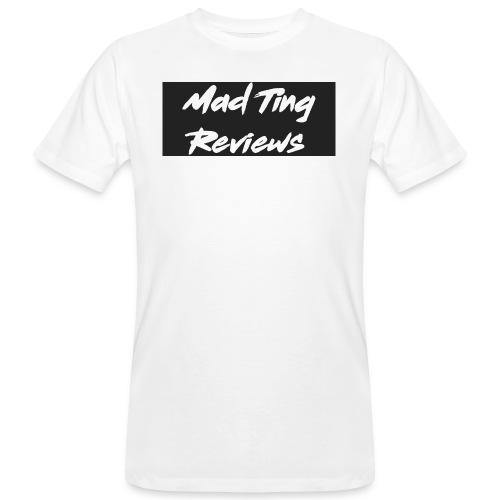 Mad Ting Reviews OG clothing Logo - Men's Organic T-shirt