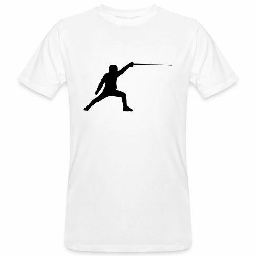 Fencer - Männer Bio-T-Shirt
