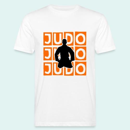 Motiv Judo Orange - Männer Bio-T-Shirt