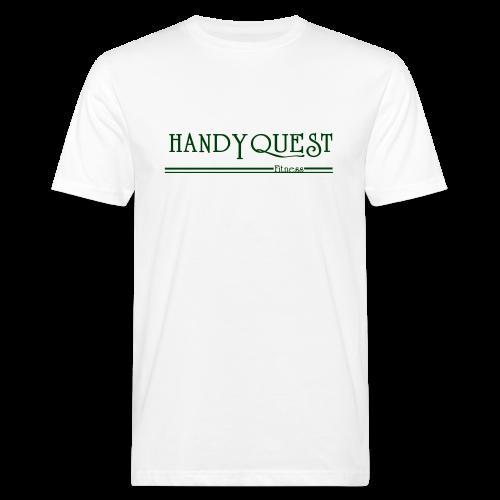 HandyQuest Fitness - Men's Organic T-Shirt