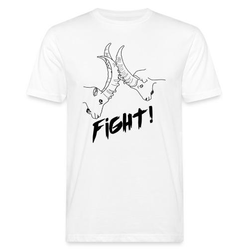 Fight! - Männer Bio-T-Shirt