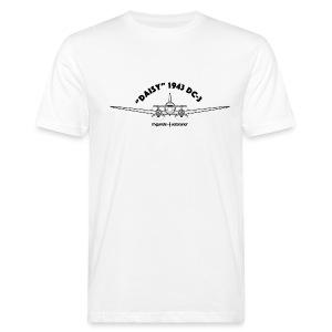 Daisy Blueprint Front 1 - Ekologisk T-shirt herr