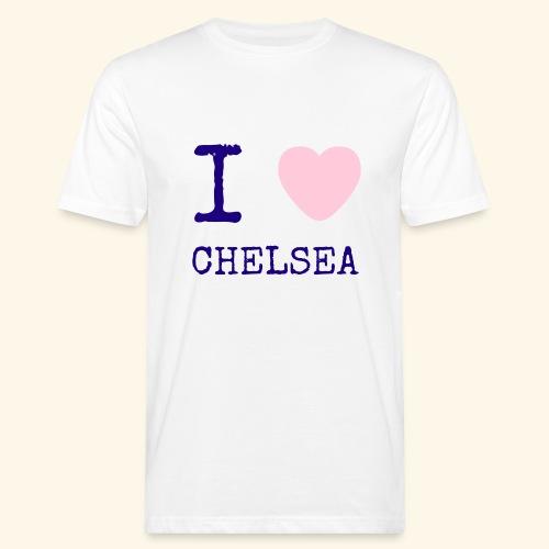 I Love Chelsea 2017 - Men's Organic T-Shirt
