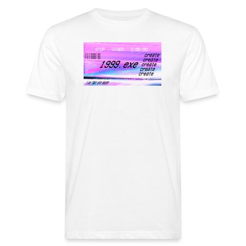 1999.exe - Camiseta ecológica hombre