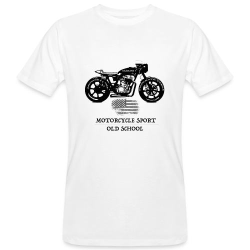 Gasoline - T-shirt ecologica da uomo
