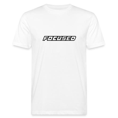 focused - Camiseta ecológica hombre