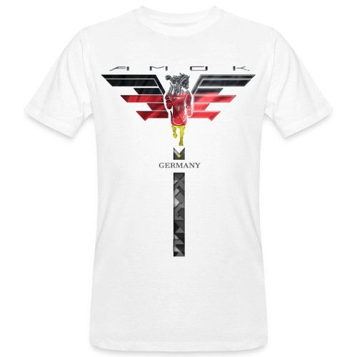 GERMANY - T-shirt bio Homme