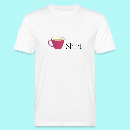 Tea-Shirt - Männer Bio-T-Shirt