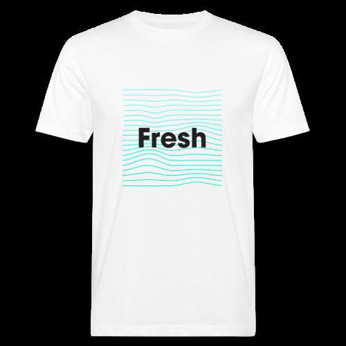 Fresh - noir - T-shirt bio Homme