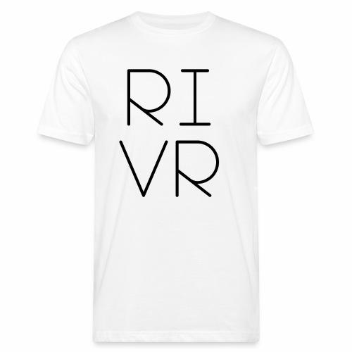 RIVR - RI(VR) TEE - Ekologisk T-shirt herr