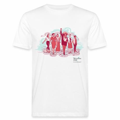 Liberté - T-shirt bio Homme