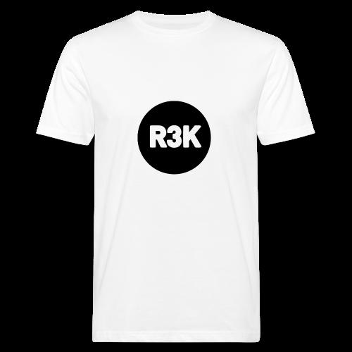 R3K Logo - Men's Organic T-Shirt