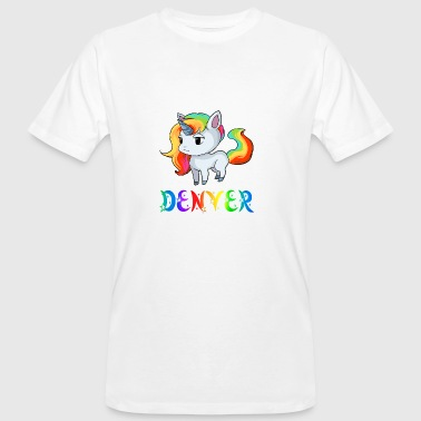 Unicorn Denver - T-shirt bio Homme