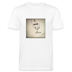 DerHardstyle.ch Hard_Core Techno - Männer Bio-T-Shirt