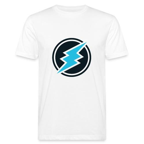 ETN logo - Men's Organic T-Shirt