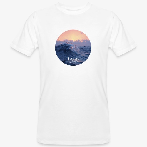 WAVE - Men's Organic T-Shirt