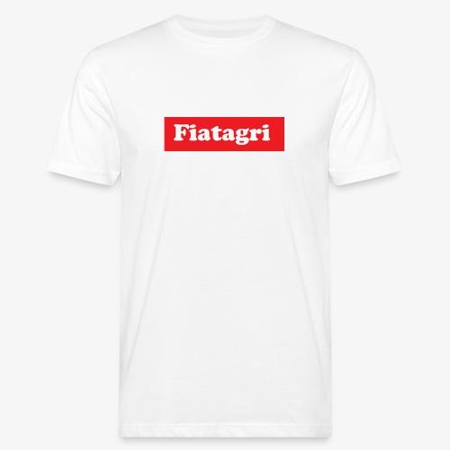 Fiatagri - T-shirt ecologica da uomo