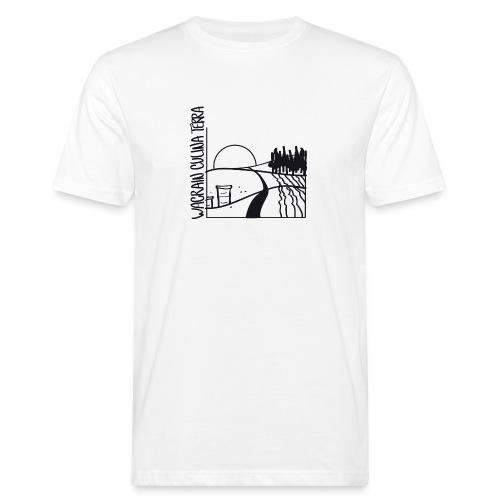 wacrain logo 20cm - Männer Bio-T-Shirt