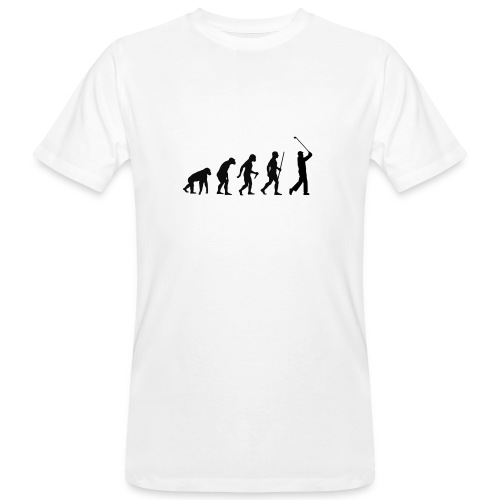 Evolution of Man Golf - Organic mænd