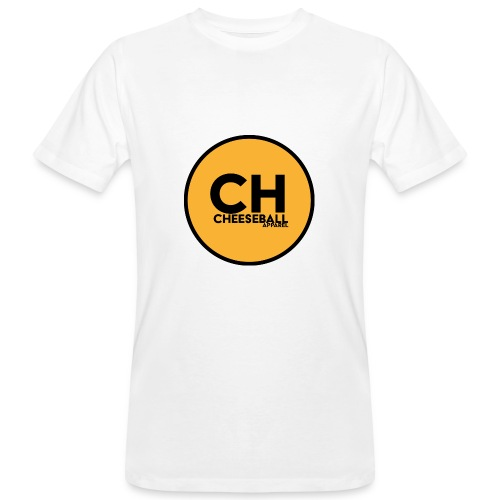 Cheeseball Apparel - Mannen Bio-T-shirt