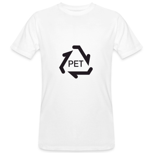 PET Merch - Männer Bio-T-Shirt