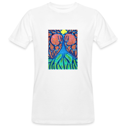 Drapiężne Drzewo - Ekologiczna koszulka męska
