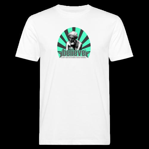 believe 3 (edition) - Männer Bio-T-Shirt