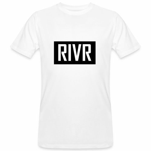 RIVR - Box Motive - Ekologisk T-shirt herr