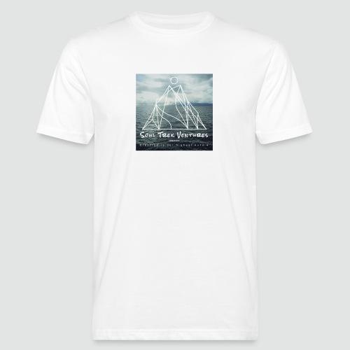 Soul Trek Ventures 'Pacific Rim' - Mannen Bio-T-shirt