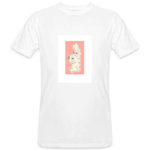 Doggos - Männer Bio-T-Shirt