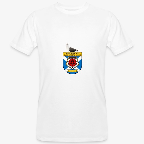 Montrose FC Supporters Club Seagull - Men's Organic T-Shirt