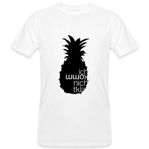 openair iknk - Männer Bio-T-Shirt